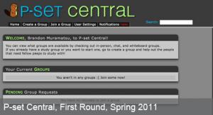 P-set Central