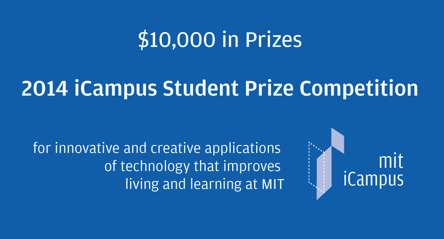 2014 iCampus Prize Call for Submissions
